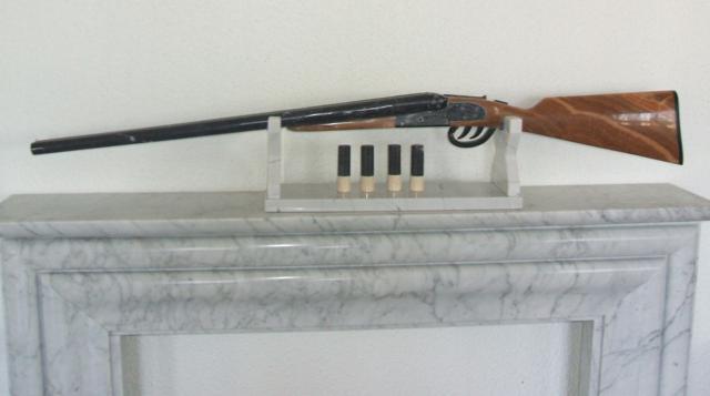 escopeta marmol