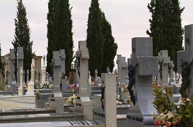 Cementerio Municipal Madridejos